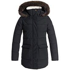 Куртка зимняя детская Roxy Elsie True Black3