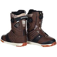 Ботинки для сноуборда DC Judge Brown1