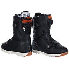 Ботинки для сноуборда женские DC Mora Blaсk3
