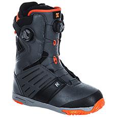 Ботинки для сноуборда DC Judge Grey1