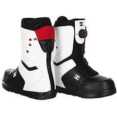 Ботинки для сноуборда DC Scout White1