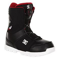 Ботинки для сноуборда DC Youth Scout Black2