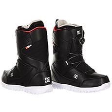 Ботинки для сноуборда женские DC Search Black3