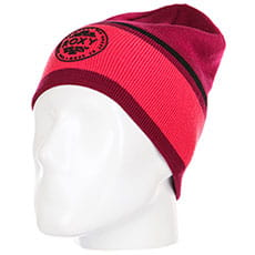 Шапка QUIKSILVER Icy Dale Beanie Beet Red