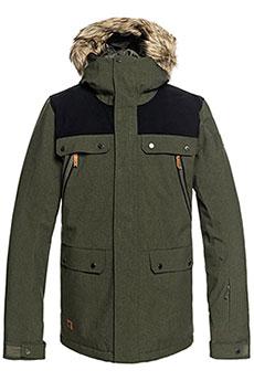 Куртка сноубордическая мужская Quiksilver SELECTOR JK M SNJT CRE0