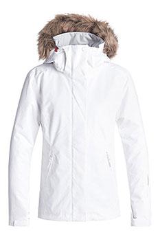 Куртка утепленная женская Roxy Jet Ski Solid Bright White_kerala2