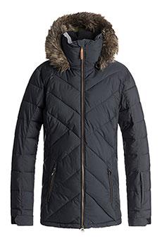 Куртка утепленная женская Roxy Quinn True Black3