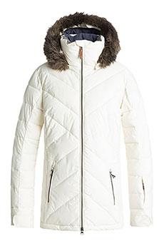Куртка утепленная женская Roxy Quinn Egret2