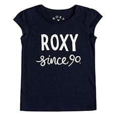 Футболка детская Roxy Moidsketchday Dress Blues2