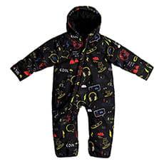 Комбинезон детский QUIKSILVER Baby Suit I Snsu Black Maoam Tatt2
