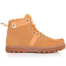 Ботинки зимние женские DC Woodland Tan/Gum