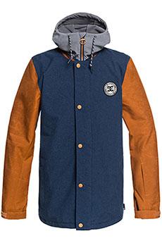 Куртка утепленная DC Dcla Insignia Blue1