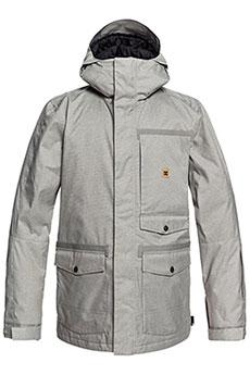 Куртка сноубордическая DC Servo Neutral Gray