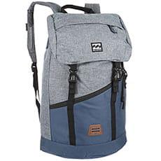 Рюкзак туристический Billabong Track Pack Dark Slate Htr