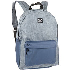 Рюкзак городской Billabong All Day Pack Dark Slate Htr
