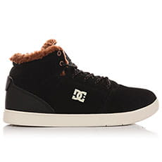 Кеды зимние детские DC Crisis High Wnt Black/Brown/Brown_1