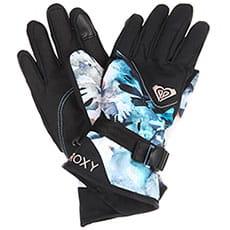 Перчатки сноубордические женские Roxy Rx Jetty Gloves Bachelor Button wate_1