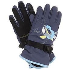 Перчатки сноубордические женские Roxy Frefield Gloves Crown Blue