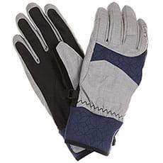 Перчатки сноубордические женские Roxy Big Bear Gloves Warm Heather Grey