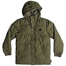 Куртка зимняя детская DC Aydon 2 Burnt Olive_1
