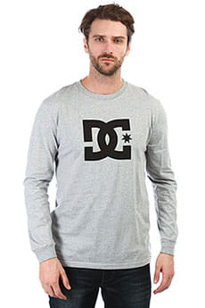 Лонгслив DC Star Ls Grey Heather_1