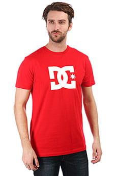Футболка DC Star Ss Tango Red_1