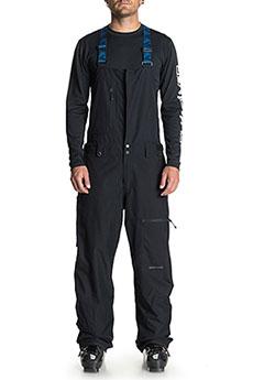 Комбинезон сноубордический QUIKSILVER Stratus Bib Black_1