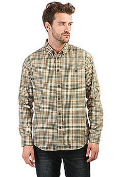 Рубашка в клетку Quiksilver Cortezstraight Beetle Cortez Straig_1