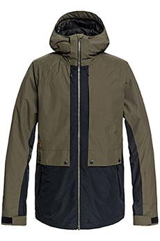 Куртка сноубордическая QUIKSILVER Tr Ambit Grape Leaf_1
