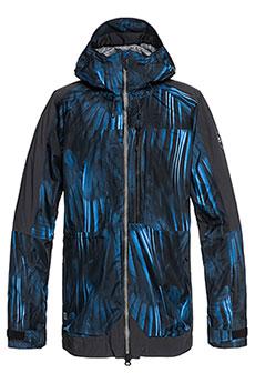 Куртка сноубордическая QUIKSILVER Tr Stretch Daphne Blue_stellar_1