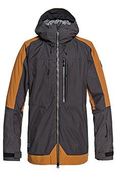 Куртка сноубордическая QUIKSILVER Tr Stretch Golden Brown_1