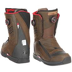 Ботинки для сноуборда DC Travis Rice Brown_1
