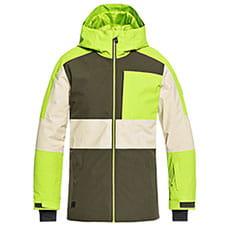 Куртка сноубордическая детская QUIKSILVER Sycamore Grape Leaf_1