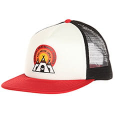 Бейсболка с сеткой Element Ea Trucker Cap Pompeian Red_1