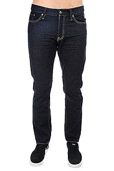Джинсы прямые DC Worker Straight Indigo_1
