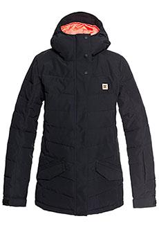 Куртка сноубордическая женская DC Liberty Black