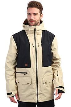 Куртка сноубордическая QUIKSILVER Black Alder Mojave Desert
