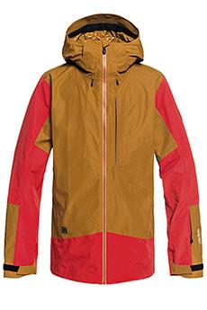 Куртка сноубордическая QUIKSILVER Forever 2l Golden Brown