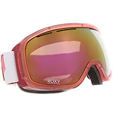 Маска для сноуборда женская Roxy Rockferry Teaberry