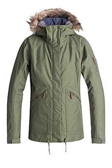 Куртка сноубордическая женская Roxy Meade Four Leaf Clover