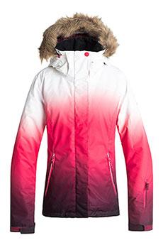 Куртка сноубордическая женская Roxy Jet Ski Se Tea Berry_wave Gradi