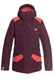 Куртка сноубордическая женская DC Liberty Winetasting