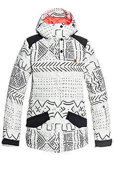Куртка сноубордическая женская DC Liberty Silver Birch Mud Clo
