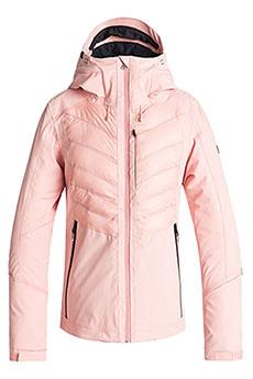 Куртка сноубордическая женская Roxy Premiere Snw Coral Cloud