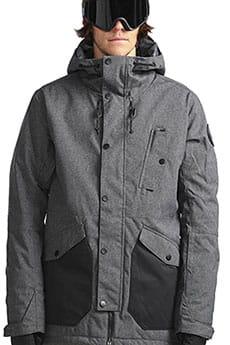 Куртка сноубордическая Billabong Adversary Asphalt Heather