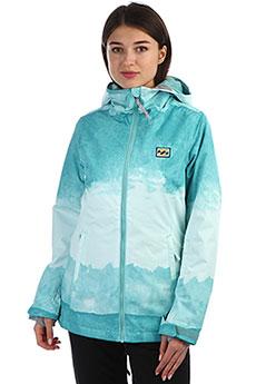 Куртка сноубордическая Billabong Sula Printed Nile Blue