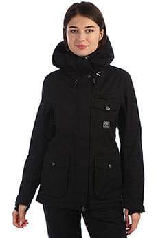 Куртка сноубордическая Billabong Elodie Black Caviar