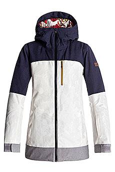 Куртка сноубордическая женская Roxy Stormfall Egret