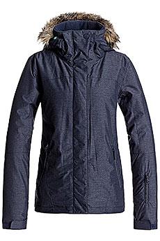 Куртка сноубордическая женская Roxy Jet Ski Sol Peacoat
