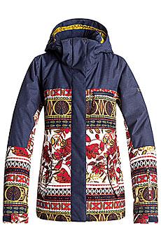 Куртка сноубордическая женская Roxy Tb Rx Jetty Blo Rooibos Tea_botanic